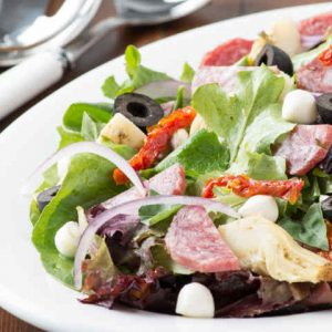 Authentic Antipasto Salad