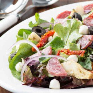 Authentic Antipasto Salad