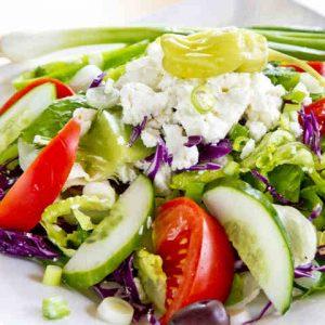 The Signature Greek Salad